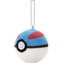 Pokemon: Mocchi-Mocchi Style Plush  Super Ball