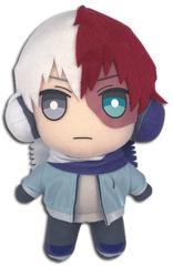 My Hero Academia - Todoroki Snow Outfit 8