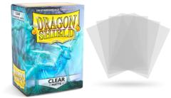 Dragon Shield 100 Count Box - Matte Clear