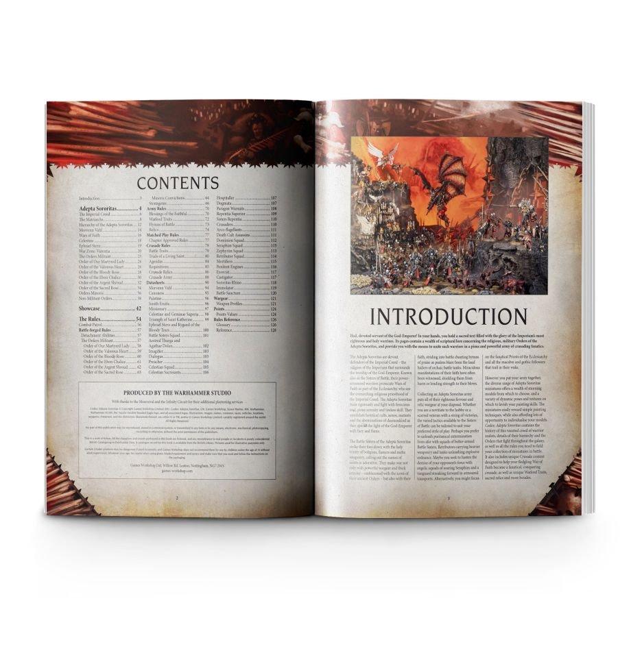 Codex: Adepta Sororitas (2021)