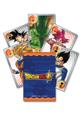 Dragon Ball Super - Battle of Gods Playing Cards