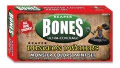 MSP Bones - Dungeon Dwellers Paint Set