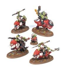 Orks: Squighog Boys