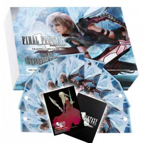 Opus XIII: Crystal Radiance Prerelease Kit