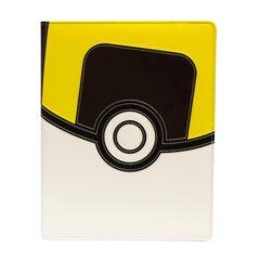Ultra Pro - Pokemon Ultra Ball 9-Pocket Premium Pro Binder