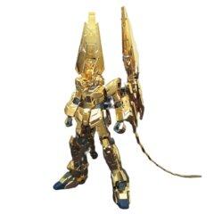 1/144 HGUC RX-0 Unicorn Gundam 03 Phenex - Gold Coating