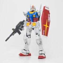 1/100 MG Gundam RX-78-2 Version 3.0 Action Figure Model Kit