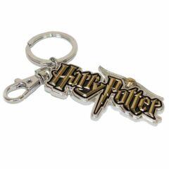 Harry Potter Logo Pewter Key Chain
