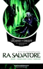 The Legend of Drizzt - 25th Anniversary Edition - Book 1 in Paperback