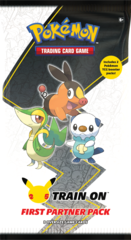25th Anniversary First Partner Pack - Unova Starters