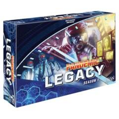 Pandemic Legacy Season 1 - Blue Edition