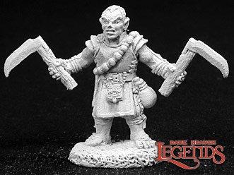 Biff, Halfling Monk