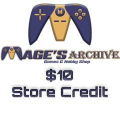 $10 Virtual Gift Card - Account Credit