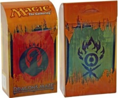 Dragon's Maze Guild Packs