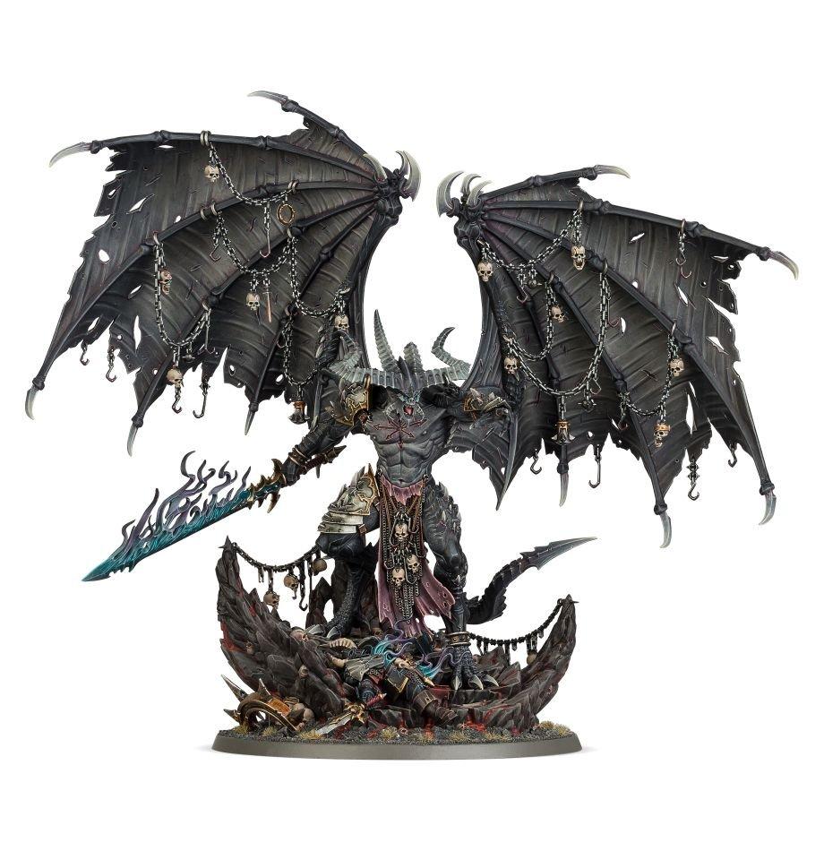 BeLakor, The Dark Master