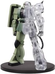 Mobile Suit Gundam Internal Structure MS-06F Zaku II