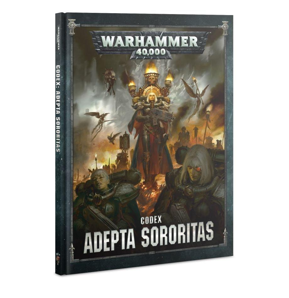 Codex: Adepta Sororitas (Old Edition)
