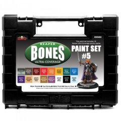 Reaper Bones Ultra Coverage Paint Set #5