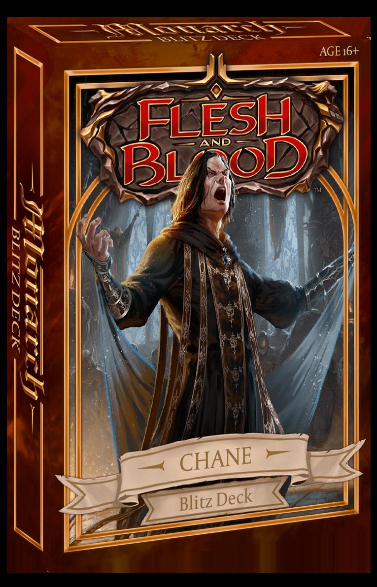 Monarch - Chane Blitz Deck