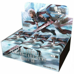 Final Fantasy TCG Opus XIII: Crystal Radiance Booster Box