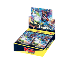 Cardfight!! Vanguard overDress: A Brush with the Legends Booster Box