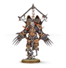 Chaos Space Marines: Chaos Lord with Jump Pack