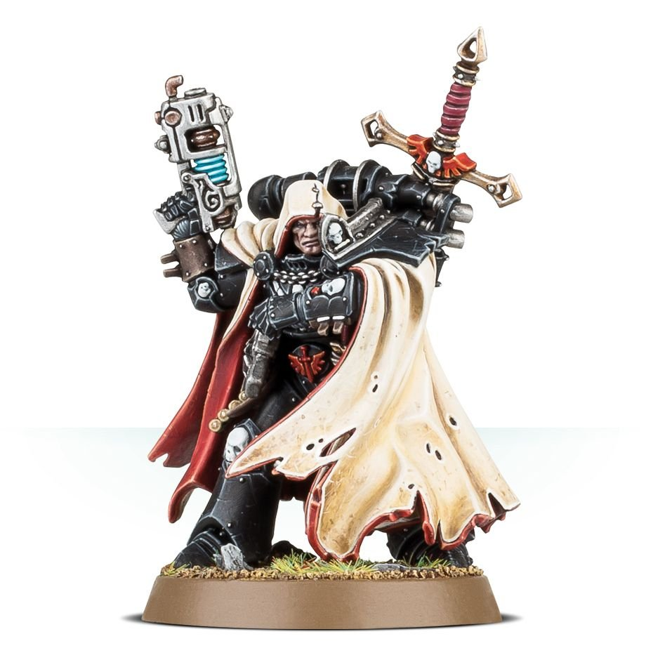 Chaos Space Marines: Cypher