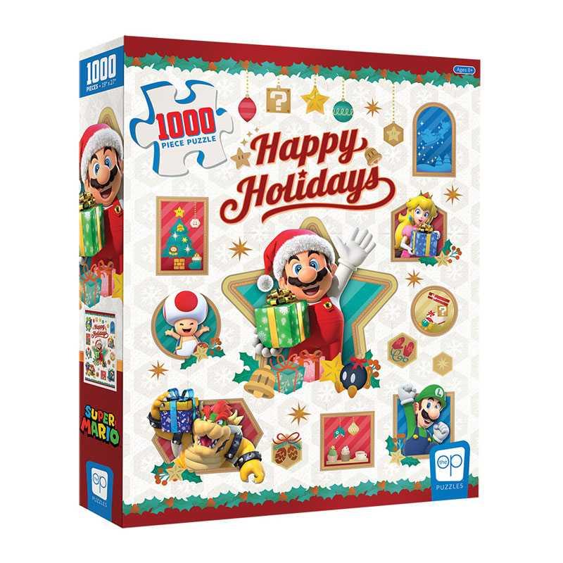 Super Mario Happy Holidays