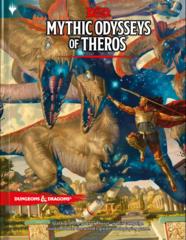 Mythic Odysseys of Theros - Hardcover