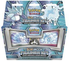 Sun & Moon Trainer Kit: Alolan Sandslash & Alolan Ninetales