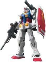 1/144 HG #26 RX-78-02 Gundam E.F.F. Prototype Mobile Suit Model Kit