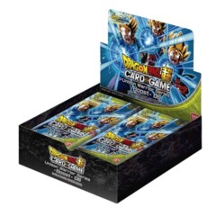Dragon Ball Super - UW 06 - TBD Booster Box