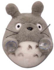 Totoro - Oh Totoro Plush with Suction Cups
