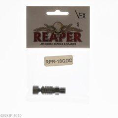 RPR-18QDC Quick dis-connect coupler for 1/8 threaded hose
