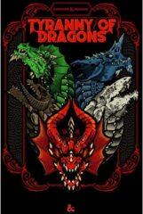 Tyranny of Dragons Anniversary Edition - Hardcover