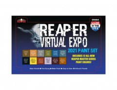 Reaper MSP RVE 2021 Paint Set