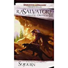 Sojourn: The Legend of Drizzt, Book 3 (Forgotten Realms) in Paperback