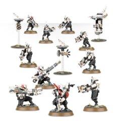 T'au Empire: Pathfinder Team