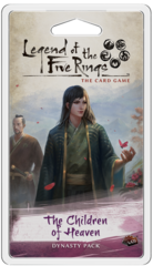 Legend of The 5 Rings Dynasty Pack - The Children of Heaven