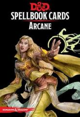 Dungeons & Dragons 5e: Spellbook Cards - Arcane (Second Edition)