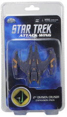 Star Trek Attack Wing: 2nd Division Cruiser