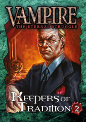 Vampire: The Eternal Struggle - Keepers of Tradition Reprint Bundle 2