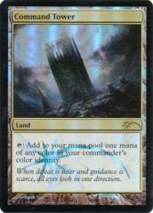 Command Tower - Foil DCI Judge Promo