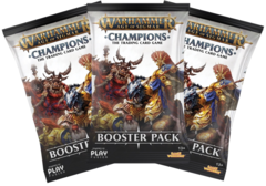 Age of Sigmar Champions Booster Box
