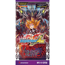BFE Ace Vol. 2 – Violence Vanity Climax Booster Pack