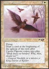 Carrier Pigeons (Sky)
