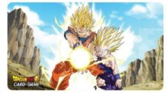 Dragon ball Super Playmat: Father Son Kamehameha