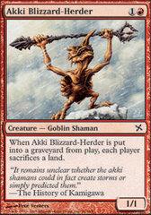 Akki Blizzard-Herder