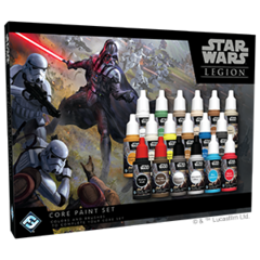 Star Wars Legion: Core Paint Set