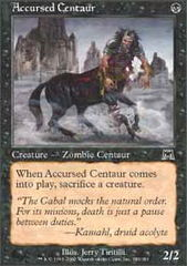 Accursed Centaur